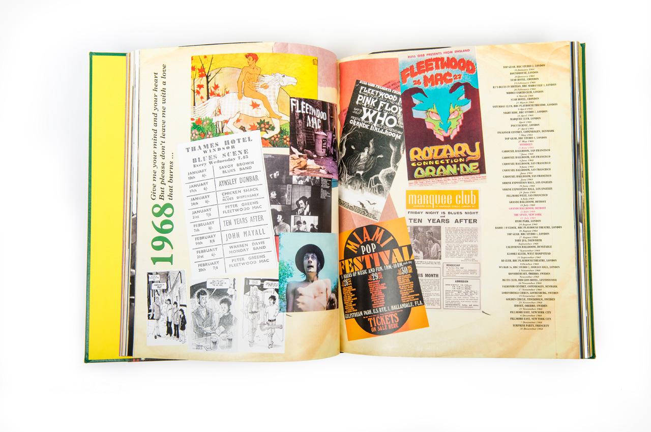 Love That Burns A Chronicle Of Fleetwood Mac Volume One