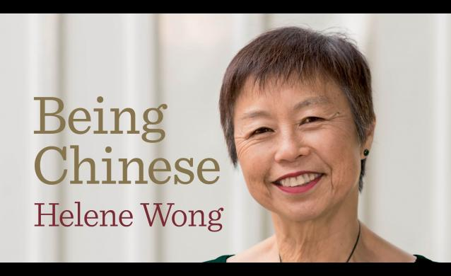 Helene Wong Being Chinese