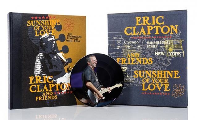 Eric Clapton Sunshine Of Your Love Genesis