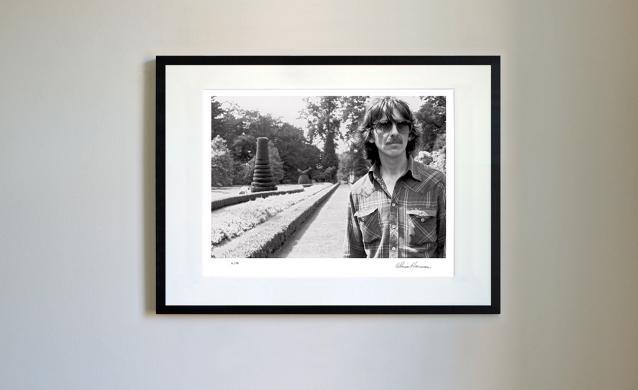 George Harrison Cliveden House Gardens