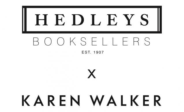 Hedleys X Karen Walker Pop Up Bookstore and Exhibition