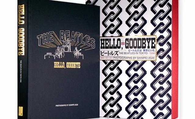 Hello Goodbye The Beatles Hedleys Bookshop Deluxe binding