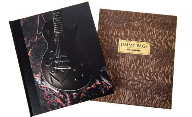 JImmy Page Anthology Book