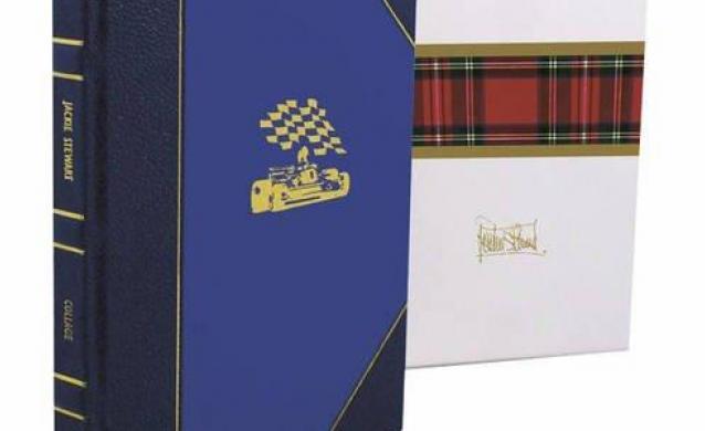 Collage: Sir Jackie Stewart's Grand Prix Album