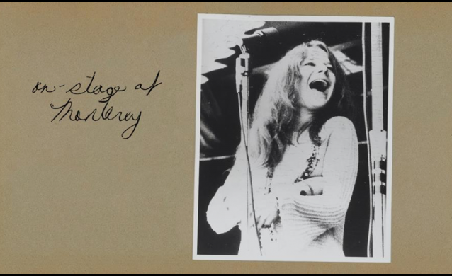 Janis Joplin limited edition book