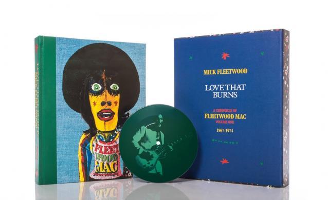Love That Burns Mick Fleetwood Fleetwood Mac