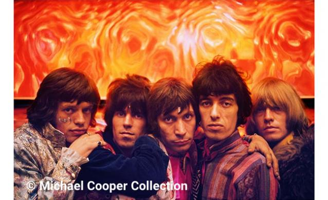 "The Rolling Stones ""Satanic Majesties"" sessions, New York 1967"