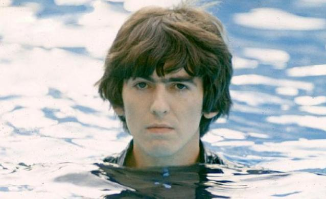 living in the material world by George Harrison