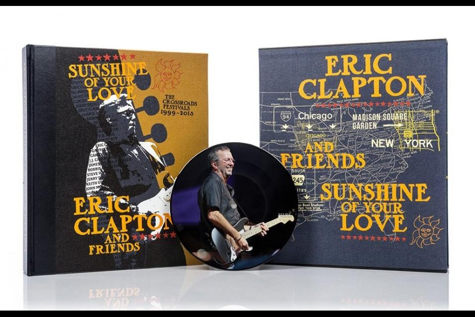 Eric Clapton Sunshine Of Your Love Genesis