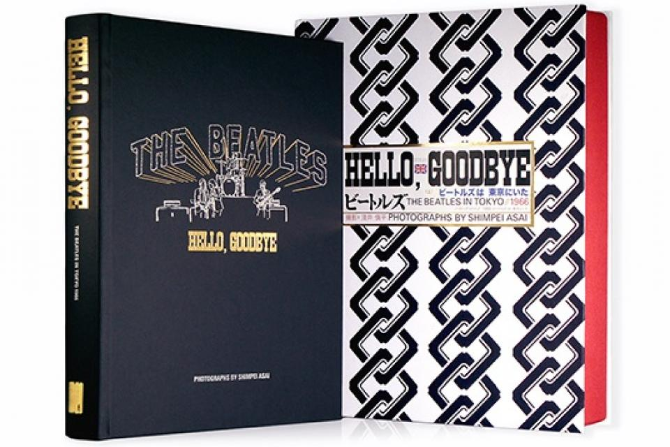 Hello Goodbye The Beatles Hedleys Bookshop Deluxe binding
