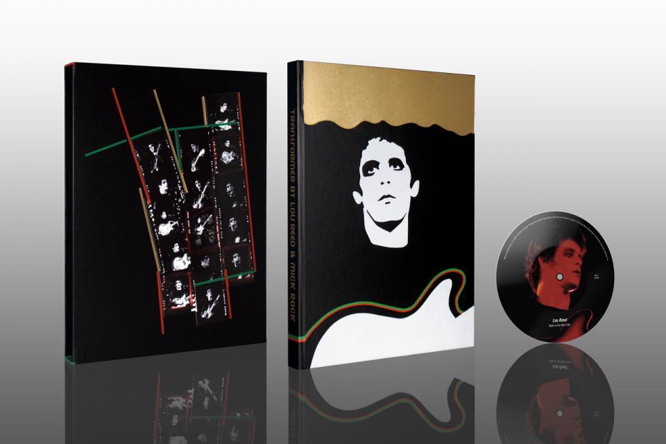 Transformer Lou Reed Mick Rock